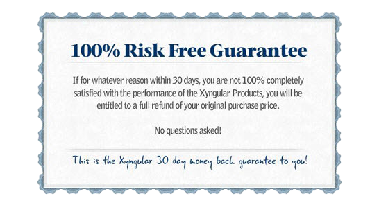 Xyngular Ignite Kit - 100% Money Back Guarantee