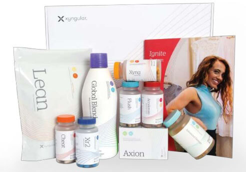 Xyngular Ignite System Kit - Jumpstart Natural Losing Weight