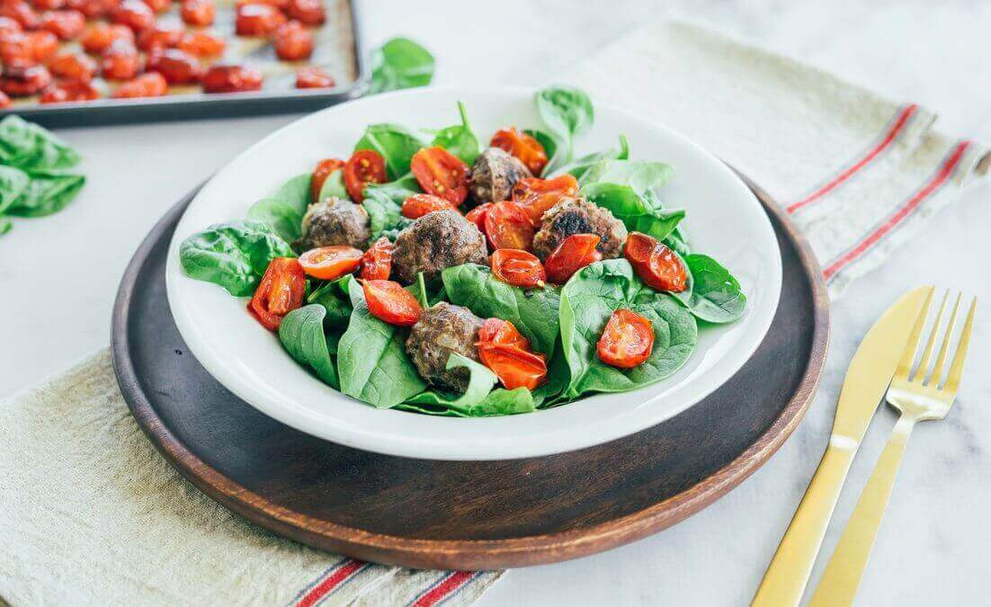 Tasty Balsamic Meatballs